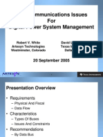 Data Communications Issues for Digital Power Management 20051013