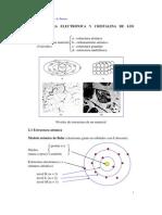 2. Estructura Electronica y Cristalina