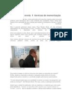 Tecnica+de+memorização
