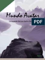 Mundo Avatar- Primera Edición-Visitanos en avatar.iamzaks.com