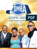 "Zomba Gospel Group ""High Powered Praise"