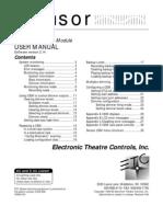 Sensor CEM 214 User Manual