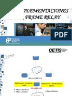 Implementaciones Frame Relay