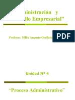 Administracion y Desarrollo Empresarial