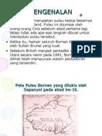 Sejarah Borneo Utara Sehingga 1881