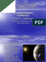 3ª aula de climatologia
