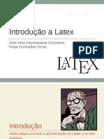 Slides Latex