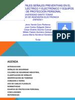 Señalizacion y EPP Seguridad Industrial