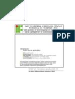Check-list medição de obra - Versão 1.0