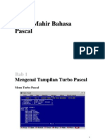 Tutorial Pascal 01