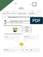 guía adjetivos formativa