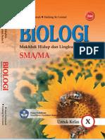 Biologi x