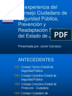 8 Consejo Ciudadano Jalisco (Javier Carrasco)