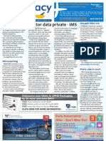 Pharmacy Daily for Mon 22 Apr 2013 - IMS data private, Plavix damages, double script warning, palm oil and much more