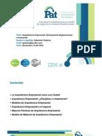 PAT Sesion 6-Arquitectura Empresarial
