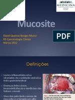 mucosite