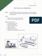 Skill Lab Spirometri