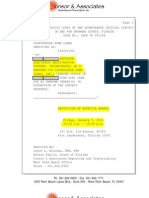 COUNTRYWIDE HLS v MERS-Deposition-Of-Patricia-Arango_01 07 2011 (CHL & CHLS not MERS members)