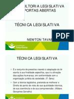 Tecnica Legislativa