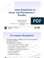 governança regulatoria