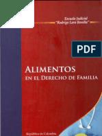Alimentos en El Derecho de Familia - Marina Rojas Maldonado