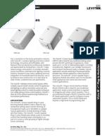 Vizia RF + Plug in Spec Sheet