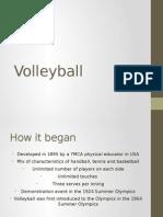 Wk1 Volleyball History Slideshow