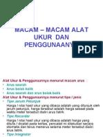 Bab4macam2 Alat Ukur Penggunaanya 120510020356 Phpapp02