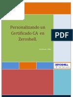 Personalizando CA Zeroshell