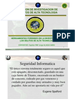 Herramientasforensesenlainvestigaciondelosdelitosdealtatecnologiacontinental-100704084846-Phpapp02.Ppt [Modo de Compatibilidad]