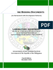 PBD Laboratory Equipments