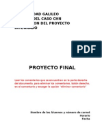 Proyecto APACE