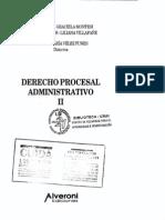 Derecho Procesal Administrativo - Ignacio Maria Velez Funes