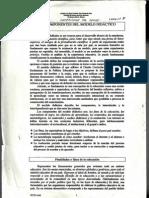 Los Componentes del Modelo Didáctico