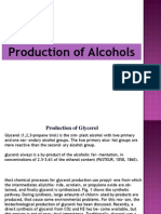Alcohol Production