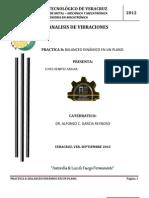 8.Practica_Balanceo Dinamico en Un Plano_23.11.2012