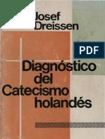 Dreissen Josef Dignostico Del Catecismo Holandes
