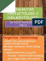 Pengantar parasitologi 2