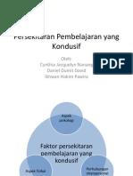 5 implikasi pembelajaran yang kondusif.pptx