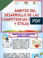 2.3 ambitos de competencias cívicas y éticas