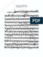 La Sorpresa Haydn Sym094.Bassoon