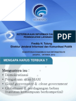 Presentasi Ditjen IKP