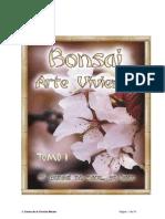 Bonsai, Arte Viviente 1