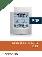 Catalogo Zennio 2009