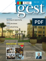 UAE Digest March 09