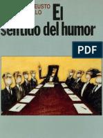 Deusto - El Sentido Del Humor