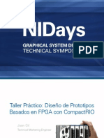 Diseno de Prototipos Basados en FPGA Con CompactRIO