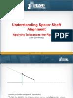 Ludeca Understanding Spacer Shaft Alignment