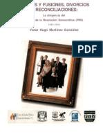 11.3 Fisiones Y Fusiones, Divorcios Y Reconci - Victor Hugo Martinez Gonzalez