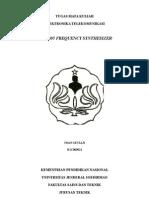 Laporan ELKATEL Frequency Synthesizer KL-93005 (H1C009021)
